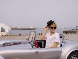 EVミニコブラがファッション情報誌OCEANSで!?