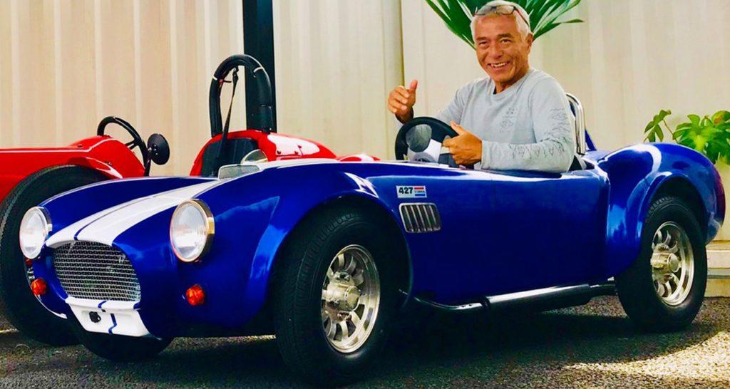 EV ミニコブラ2021年トライクファクトリージャパン EV Cobra