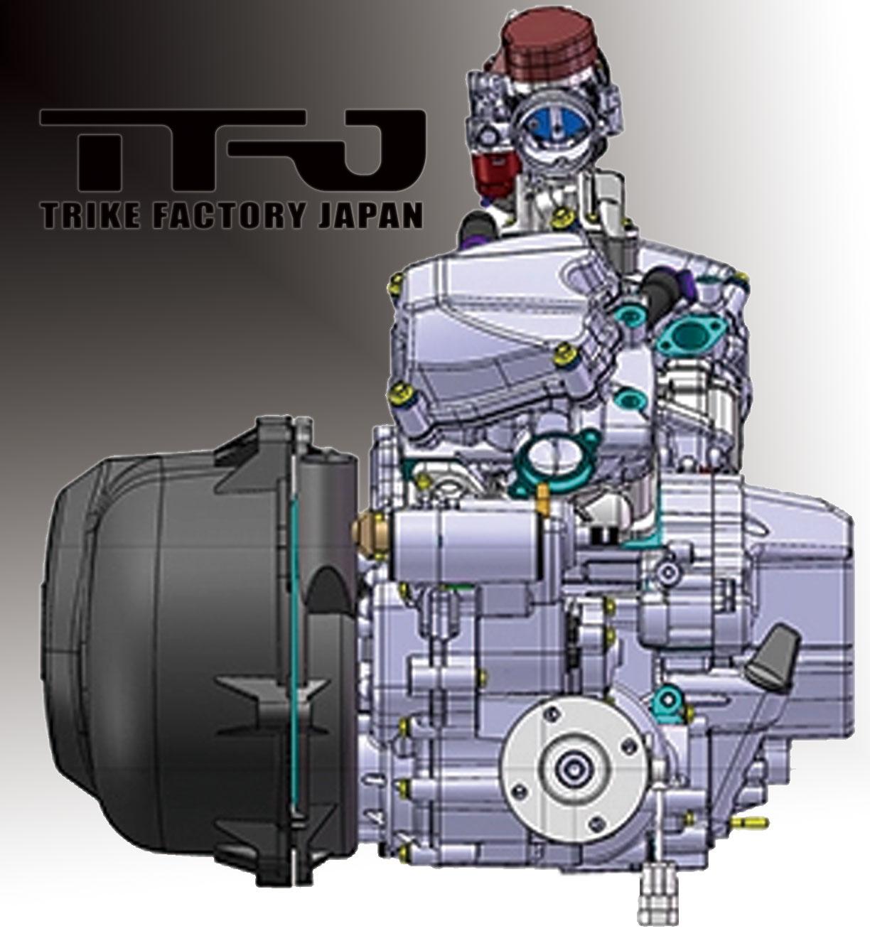 ミニコブラエンジン仕様         50cc、125cc、150cc